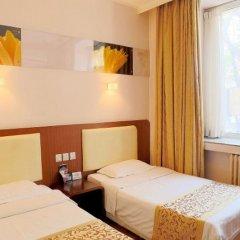 Super 8 Beijing Guozhan Hotel комната для гостей