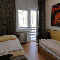 Отель Motel Strzeszynek Польша, Познань - отзывы, цены и фото номеров - забронировать отель Motel Strzeszynek онлайн комната для гостей фото 2