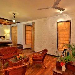 Отель Hibiscus Beach Hotel & Villas Шри-Ланка, Ваддува - отзывы, цены и фото номеров - забронировать отель Hibiscus Beach Hotel & Villas онлайн комната для гостей фото 5