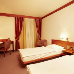 Отель FourSide Hotel Salzburg Австрия, Зальцбург - 2 отзыва об отеле, цены и фото номеров - забронировать отель FourSide Hotel Salzburg онлайн комната для гостей фото 4