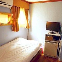 Yakorea Hostel Itaewon Сеул сейф в номере