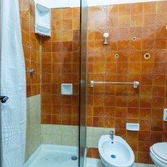 Отель City Station Studio Италия, Местре - отзывы, цены и фото номеров - забронировать отель City Station Studio онлайн ванная