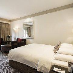 Отель Hyatt Regency London - The Churchill 5* Стандартный номер с различными типами кроватей фото 6