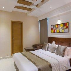 Отель Ocean Grand at Hulhumale Мальдивы, Мале - отзывы, цены и фото номеров - забронировать отель Ocean Grand at Hulhumale онлайн комната для гостей фото 5