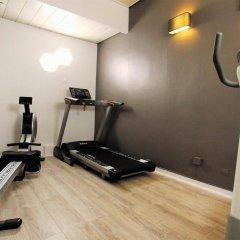 Kyriad Hotel XIII Italie Gobelins фитнесс-зал