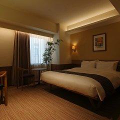 Hotel Great Morning Фукуока сейф в номере