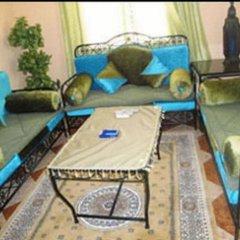 Отель Residence Rosas Марокко, Уарзазат - отзывы, цены и фото номеров - забронировать отель Residence Rosas онлайн интерьер отеля фото 2