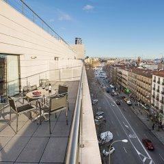 Отель Paseo Del Arte Испания, Мадрид - 7 отзывов об отеле, цены и фото номеров - забронировать отель Paseo Del Arte онлайн балкон