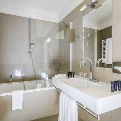 Отель Kossak Hotel Польша, Краков - 1 отзыв об отеле, цены и фото номеров - забронировать отель Kossak Hotel онлайн ванная фото 2