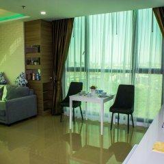 Отель Dusit Grand Condo View Jomtien Паттайя комната для гостей фото 5