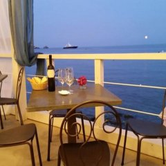 Diamond Hotel And Resort Naxos Taormina Таормина балкон