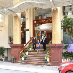 Rosaliza Hotel Hanoi бассейн
