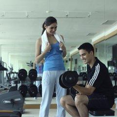 Отель Shama Sukhumvit Бангкок фитнесс-зал