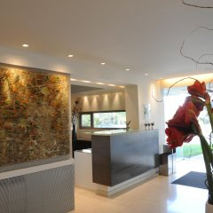Brasil Suites Hotel & Apartments интерьер отеля