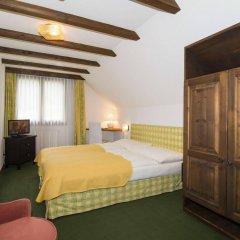 Отель Chalet-Hotel Larix Швейцария, Давос - отзывы, цены и фото номеров - забронировать отель Chalet-Hotel Larix онлайн комната для гостей фото 2