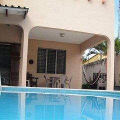 Отель La Posada B&B Гондурас, Сан-Педро-Сула - отзывы, цены и фото номеров - забронировать отель La Posada B&B онлайн бассейн фото 3