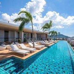 The Marina Phuket Hotel бассейн