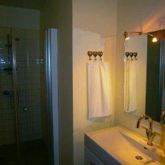 Отель Casa Corner Bed & Breakfast Дания, Алборг - отзывы, цены и фото номеров - забронировать отель Casa Corner Bed & Breakfast онлайн ванная