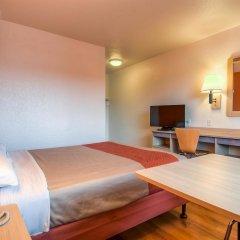 Отель Motel 6 Los Angeles - Whittier США, Уитиер - отзывы, цены и фото номеров - забронировать отель Motel 6 Los Angeles - Whittier онлайн комната для гостей фото 5