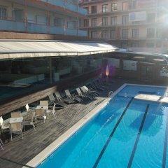 Отель Mariner Испания, Льорет-де-Мар - отзывы, цены и фото номеров - забронировать отель Mariner онлайн бассейн фото 3