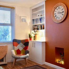 Отель Charming 1 Bedroom Flat in Central Brighton интерьер отеля