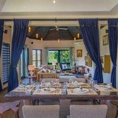 Отель Nianna Luxurious Villa питание