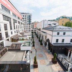 Отель Привет Москва балкон