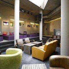 Отель The ICON Hotel & Lounge Чехия, Прага - 1 отзыв об отеле, цены и фото номеров - забронировать отель The ICON Hotel & Lounge онлайн интерьер отеля фото 3
