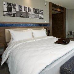 Hampton by Hilton Bursa Турция, Бурса - отзывы, цены и фото номеров - забронировать отель Hampton by Hilton Bursa онлайн комната для гостей фото 3