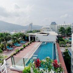 Aspery Hotel балкон фото 2