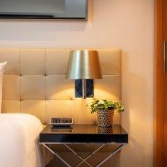 Отель Park Plaza Riverbank London Великобритания, Лондон - 4 отзыва об отеле, цены и фото номеров - забронировать отель Park Plaza Riverbank London онлайн удобства в номере фото 2