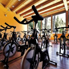 Hotel All Time Relais & Sport фитнесс-зал