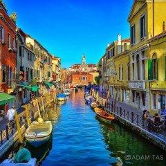 Отель Albergo Casa Peron Италия, Венеция - отзывы, цены и фото номеров - забронировать отель Albergo Casa Peron онлайн приотельная территория фото 2