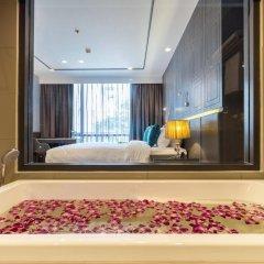 Отель Well Hotel Bangkok Таиланд, Бангкок - отзывы, цены и фото номеров - забронировать отель Well Hotel Bangkok онлайн ванная фото 2