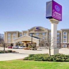 Отель Comfort Suites Vicksburg городской автобус