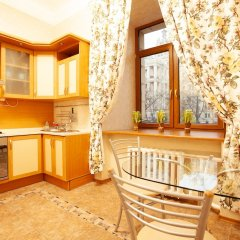 Гостиница IZBA Kutuzovskaya балкон