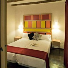 Отель Ciutat Vella Испания, Барселона - отзывы, цены и фото номеров - забронировать отель Ciutat Vella онлайн комната для гостей фото 4