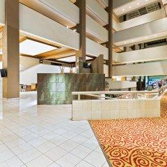 Отель Crowne Plaza San Jose Corobici развлечения