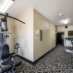 Отель Comfort Inn Kingsville Кингсвилль фитнесс-зал