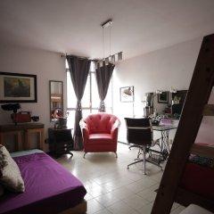 Отель Estación 13 Мексика, Гвадалахара - отзывы, цены и фото номеров - забронировать отель Estación 13 онлайн комната для гостей фото 3