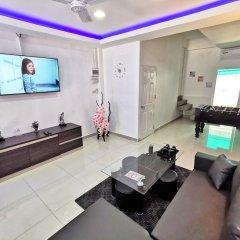 Отель Thai Orange Magic фитнесс-зал