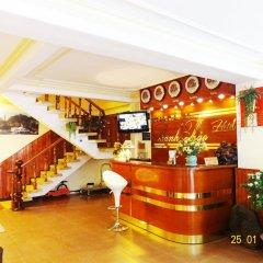 Отель Thanh Thao Далат гостиничный бар