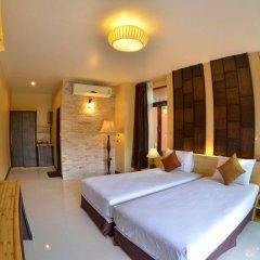 Отель Palm Leaf Resort Koh Tao комната для гостей