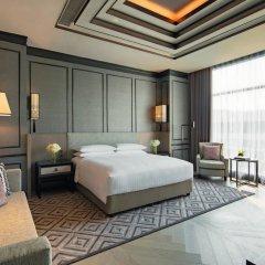 Отель Bangkok Marriott Marquis Queen's Park комната для гостей фото 5