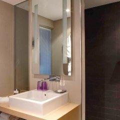 Отель Sofitel Brussels Le Louise Бельгия, Брюссель - отзывы, цены и фото номеров - забронировать отель Sofitel Brussels Le Louise онлайн ванная