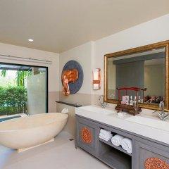 Отель Maikhao Palm Beach Resort ванная фото 3