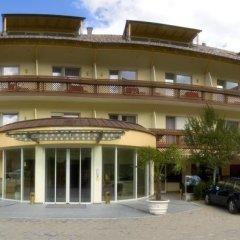 Hotel Weingarten Кальдаро-сулла-Страда-дель-Вино парковка