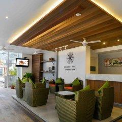 Отель Coconut Tree Hulhuvilla Beach Мале интерьер отеля фото 2