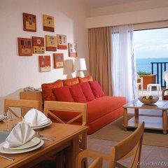 Отель Fiesta Americana Cancun Villas Мексика, Канкун - 8 отзывов об отеле, цены и фото номеров - забронировать отель Fiesta Americana Cancun Villas онлайн комната для гостей фото 5
