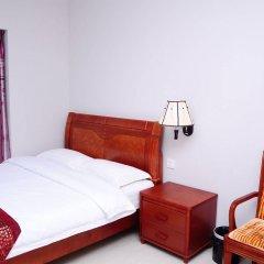 Shengang Hotel Apartment Yuhedi Branch Шэньчжэнь сейф в номере